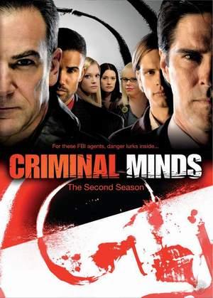 Criminal Minds Season 2/คริมินอลไมน์ อ่านเกมอาชญากร ปี 2 (Sub Thai 6 แผ่นจบ)