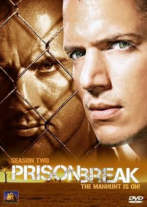 Prison Break Season 2/แผนลับแหกคุกนรก ปี 2 (Sub Thai 3 แผ่นจบ)