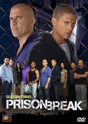 Prison Break Season 3/แผนลับแหกคุกนรก ปี 3 (Sub Thai 5 แผ่นจบ)