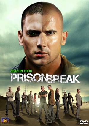 Prison Break Season 4+Final Break/แผนลับแหกคุกนรก ปี 4 (Sub Thai 12 แผ่นจบ)