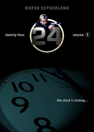 24 ชั่วโมง วันอันตราย Season 1 (พากษ์ไทย 3 แผ่นจบ)
