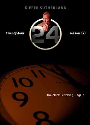 24 ชั่วโมง วันอันตราย Season 2 (พากษ์ไทย 3 แผ่นจบ)