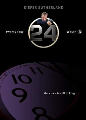 24 ชั่วโมง วันอันตราย Season 3 (พากษ์ไทย 3 แผ่นจบ)
