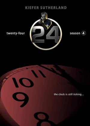 24 ชั่วโมง วันอันตราย Season 4 (พากษ์ไทย 3 แผ่นจบ)