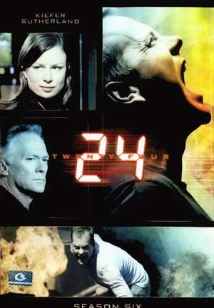 24 ชั่วโมง วันอันตราย Season 6 (พากษ์ไทย 3 แผ่นจบ)