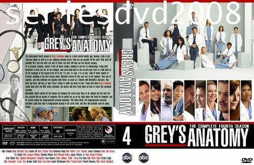 Grey\'s Anatomy Season 4/แพทย์มือใหม่หัวใจเกินร้อย ปี 4 (Sub Thai 7 แผ่นจบ)