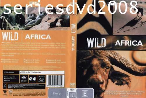 Wild Africa (2 แผ่น)