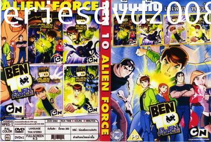 Ben 10 Alien Force  รวม 1-4 (พากย์ไทย)