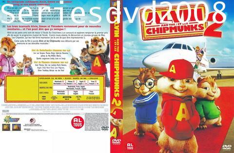 Alvin And The Chipmunks 2-แอลวินกับสหายชิพมังค์จอมซน 2 (3) (พากย์ไทย)Master