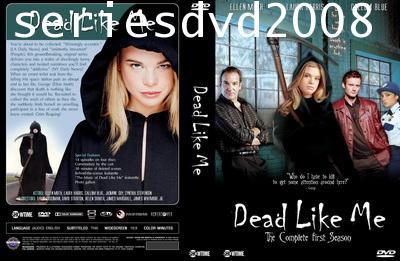 Dead Like Me Season 1 หนูนี่แหละยมฑูต ปี 1 (พากย์ไทย 2 แผ่นจบ)