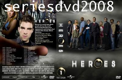 Heroes Season 1/ฮีโร่ ปี 1 (พากย์ไทย+พากย์อังกฤษ 6 แผ่นจบ)