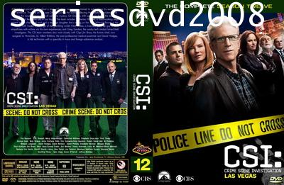 CSI Las Vegas Season 12 ไขคดีปริศนา เวกัส ปี 12 (พากษ์ไทย+อังกฤษ 6 แผ่นจบ)
