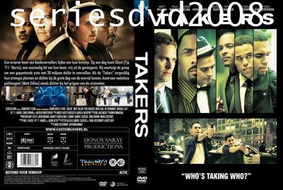 Takers พลิกแผนปล้นระห่ำนรก 2010 ( Master )