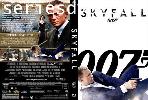 James Bond 007 SKYFALL พลิกรหัสพิฆาตพยัคฆ์ร้าย ( Master )
