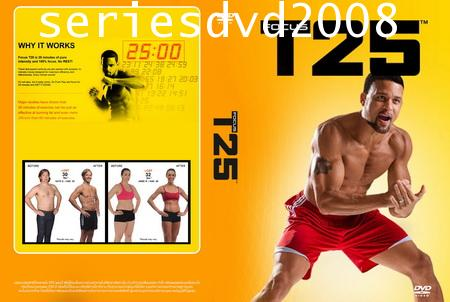 T25 Focus โปรแกรมออกกำลังกาย (4 แผ่นจบ)