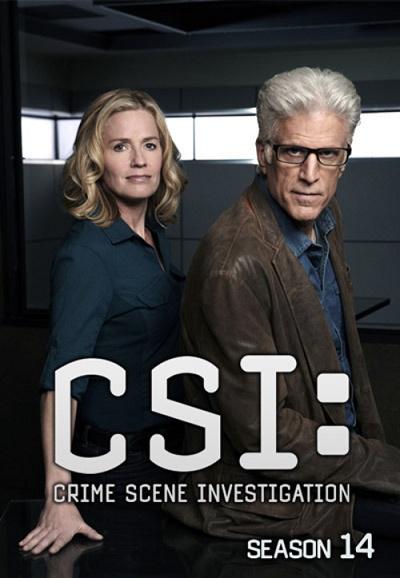 CSI Las Vegas Season 14 ไขคดีปริศนา เวกัส ปี 14 (พากษ์ไทย+อังกฤษ 6 แผ่นจบ)