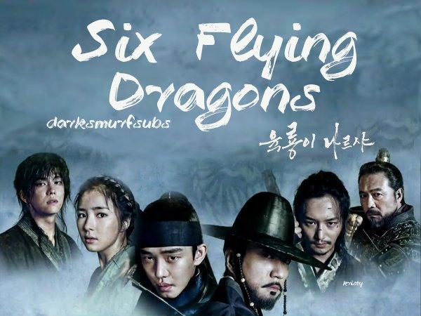 Six Flying Dragons (Sub Thai 13 แผ่นจบ)