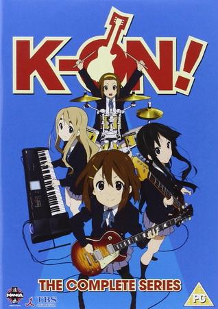 เค อง ก๊วนดนตรีแป๋วแหวว ปี 1 K-ON (พากย์ไทย 2 แผ่นจบ)