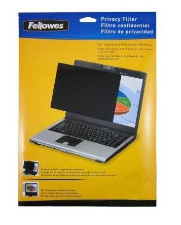 แผ่นจอกรองแสงป้องกันการมองด้านข้าง Fellowes รุ่น Privacy ขนาด 19 นิ้ว
