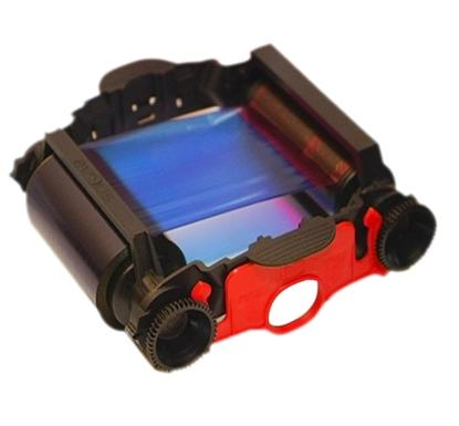 ตลับหมึก เครื่องพิมพ์บัตร Evolis รุ่น Badgy (ของเครื่องสีแดง)