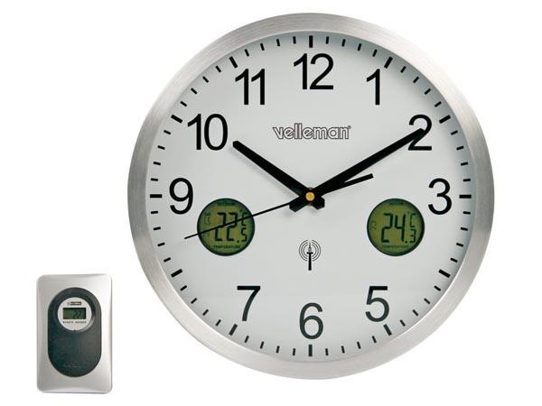 นาฬิกาดิจิตอล DCF รุ่น WC3320