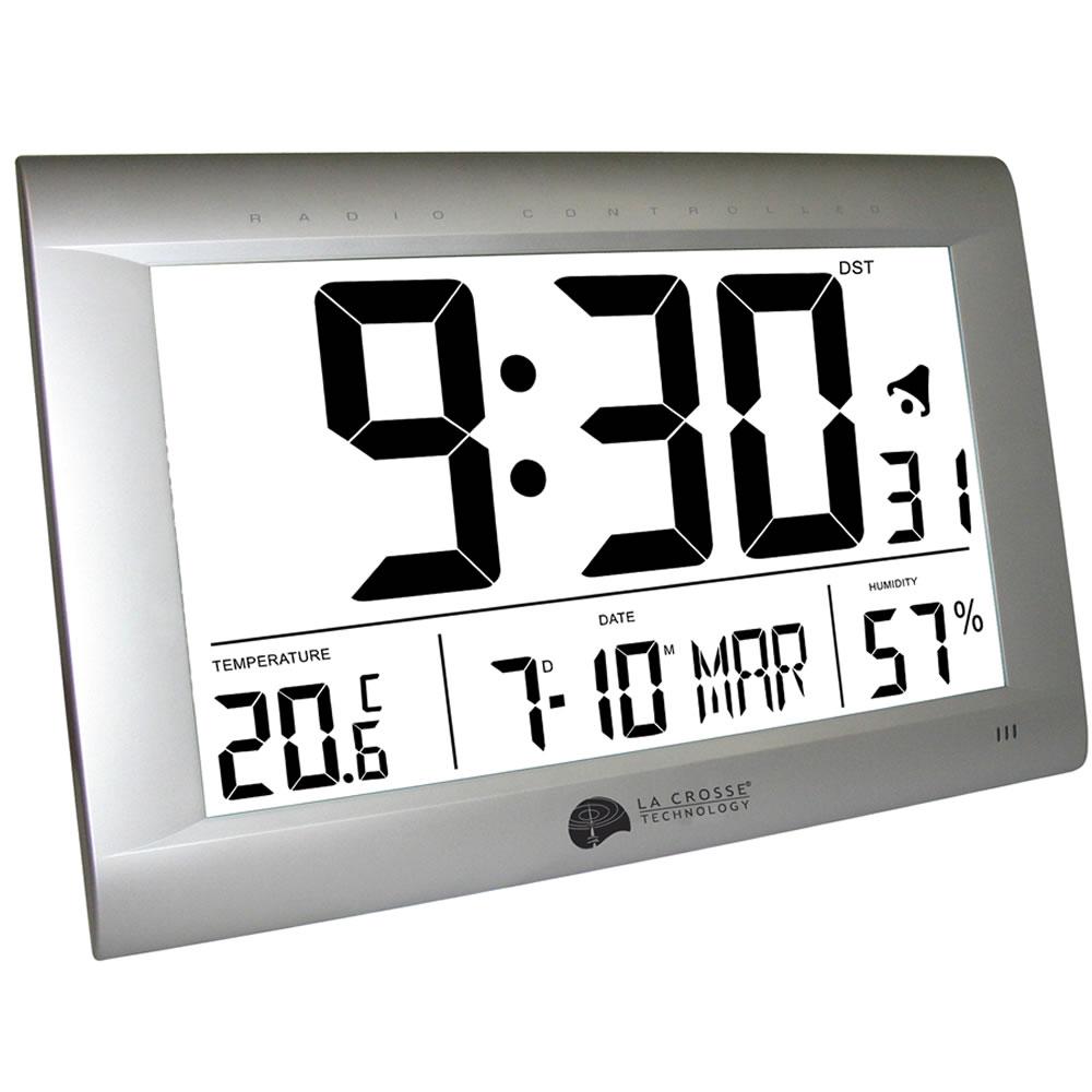 นาฬิกาดิจิตอล DCF รุ่น WS8009