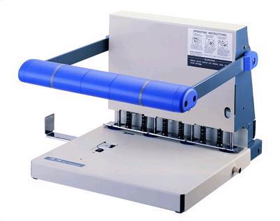 เครื่องเจาะกระดาษ รุ่น HP-4 (เจาะ 4 รู)