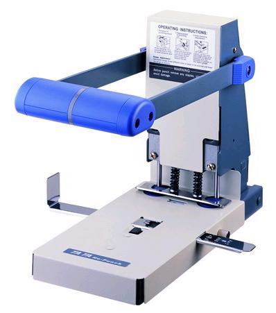 เครื่องเจาะกระดาษ รุ่น HP-2 (เจาะ 2 รู)