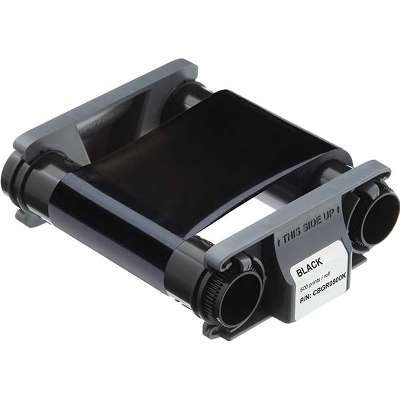 ตลับหมึก สีดำ เครื่องพิมพ์บัตร Evolis รุ่น Badgy100 และ Badgy200