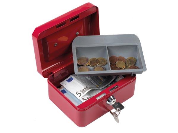 กล่องเก็บเงิน Toolland รุ่น BG70010