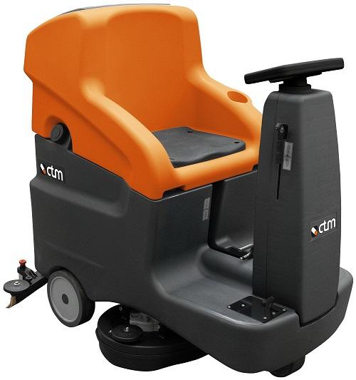 รถขัดพื้นแบบนั่งขับ CTM รุ่น KRON PICO