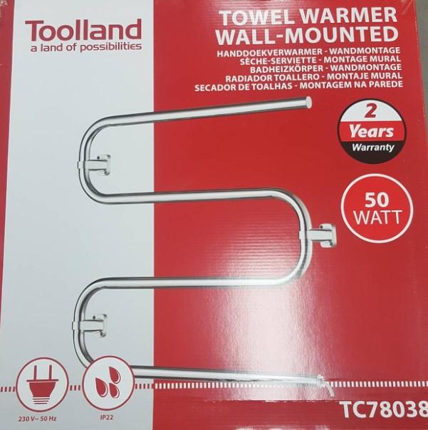 ราวตากผ้าไฟฟ้า รุ่น TC78038