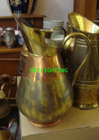 ถังทองแดงทองเหลือง  งานยุโรป