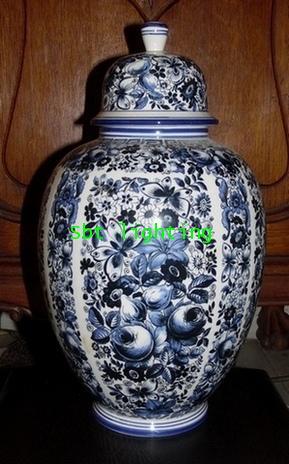 Porcelain  ลายคราม ฮอลแลนด์