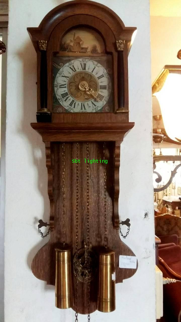 นาฬิกาแขวนผนังโบราณ ฮอลแลนด์ ขายแล้ว
