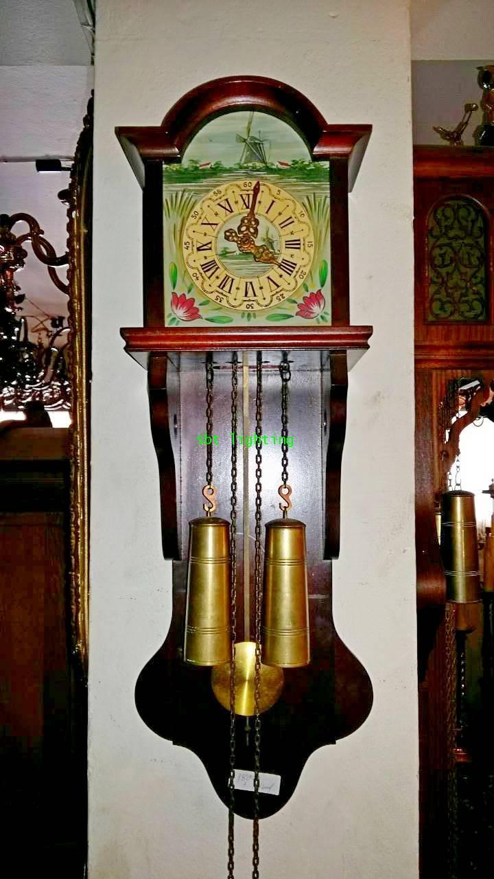 นาฬิกาแขวนผนังโบราณ ฮอลแลนด์