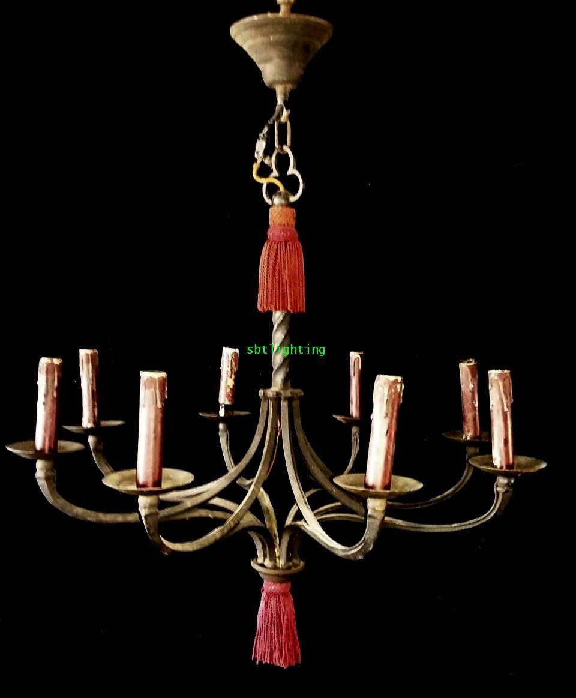 โคมไฟโบราณ โรมันสไตล์  โกธิคโบราณ