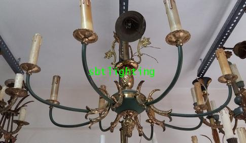 โคมไฟ ยุโรปงานทองเหลือง  แบรนด์ เอ็มไพร์ส