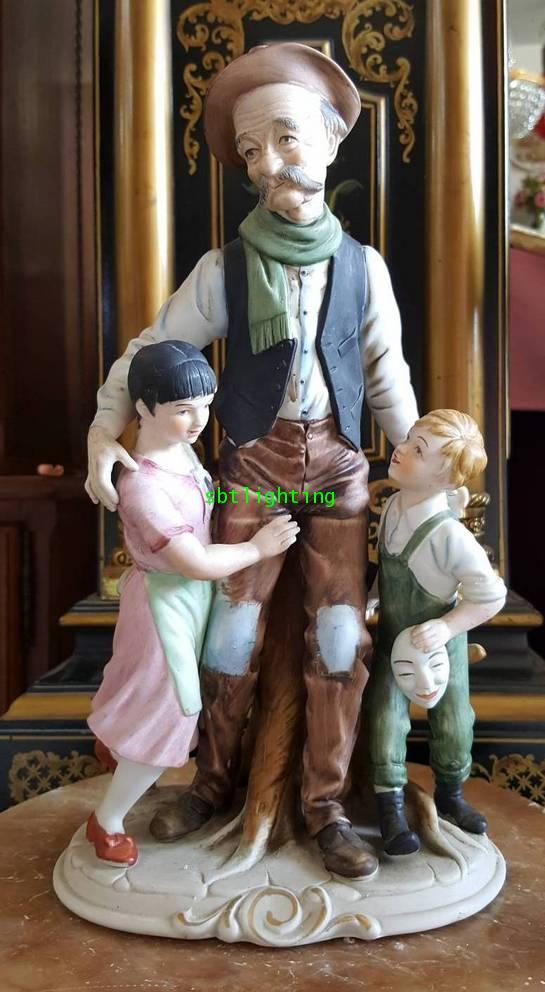 ตุ๊กตา กระเบื้องงานยุโรป เบลเยี่ยม
