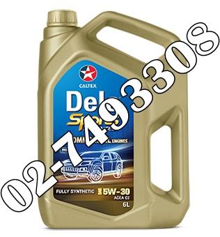 น้ำมันเครื่องดีเซล และเอสยูวี Delo® Sports Advanced SAE 5W-30