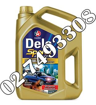 น้ำมันเครื่องดีเซล และเอสยูวี Delo® Sports Advanced SAE 5W-40