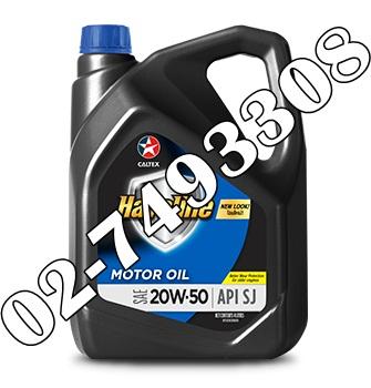น้ำมันเครื่องเบนซิน ฮาโวลีน® มอเตอร์ ออยล์ SAE 20W-50