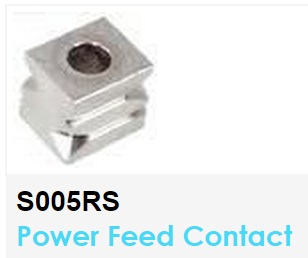 S005RS  Power Feed Contact