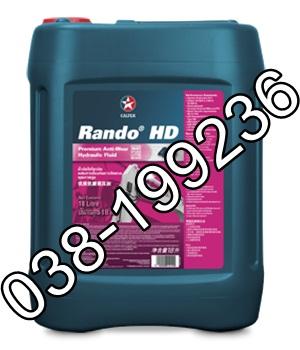 น้ำมันไฮดรอลิก Rando® HD ISO : 32 / 46 / 68 / 100 / 150 / 220
