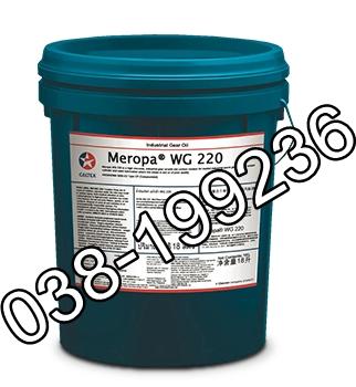 น้ำมันเกียร์ Meropa® WG ISO : 220 / 460 / 680