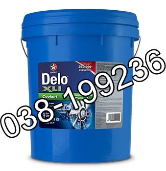 น้ำยาหม้อน้ำ Delo® XLI Premixed
