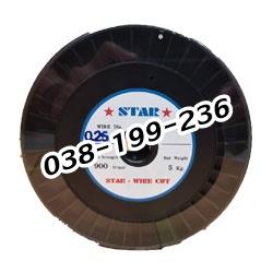 ลวดไวร์คัท  STAR BRASS CUT  brass EDM wire cut ไวร์คัต