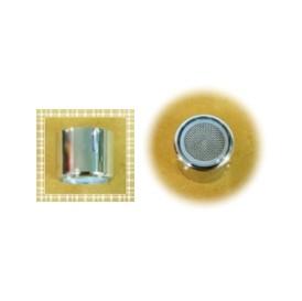 """ฟิวเตอร์กรองก๊อกน้ำ ทองเหลือง เล็ก 5/8"""""""