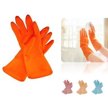 ถุงมือยาง งานบ้าน