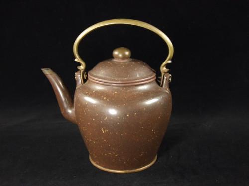 รับซื้อปั้นชาจีน กาน้ำชาจีนโบราณ